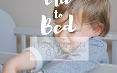 When to Transition your Toddler to a Bed?!