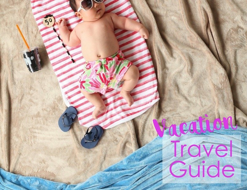 baby on a beach towel | Baton Rouge Infant Sleep Consultant | Bedtime Bliss Consulting
